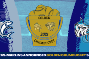 "Sharks-Morehead City Announce ""The Golden Chumbucket"" Rivalry Series"