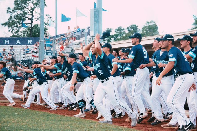 Sharks take consecutive one-run victories over Morehead City